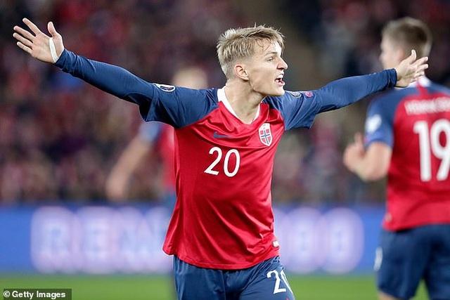 Hòa Na Uy, Tây Ban Nha chưa thể giành vé dự Euro 2020 - 3