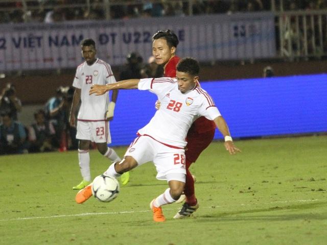 Đức Chinh ghi bàn, U22 Việt Nam cầm hòa U22 UAE - 6