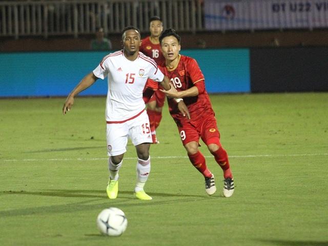Đức Chinh ghi bàn, U22 Việt Nam cầm hòa U22 UAE - 14