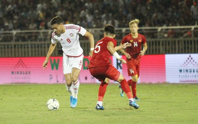 Đức Chinh ghi bàn, U22 Việt Nam cầm hòa U22 UAE - 9