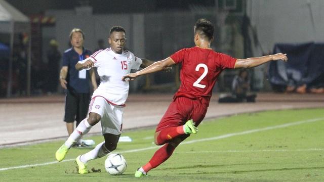 Đức Chinh ghi bàn, U22 Việt Nam cầm hòa U22 UAE - 7