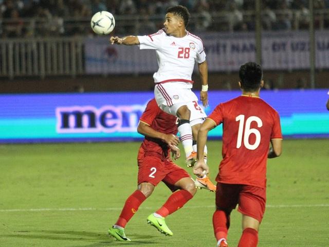Đức Chinh ghi bàn, U22 Việt Nam cầm hòa U22 UAE - 13