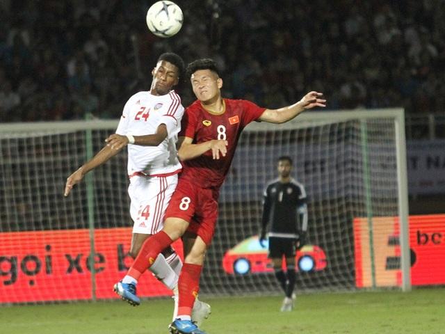 Đức Chinh ghi bàn, U22 Việt Nam cầm hòa U22 UAE - 8