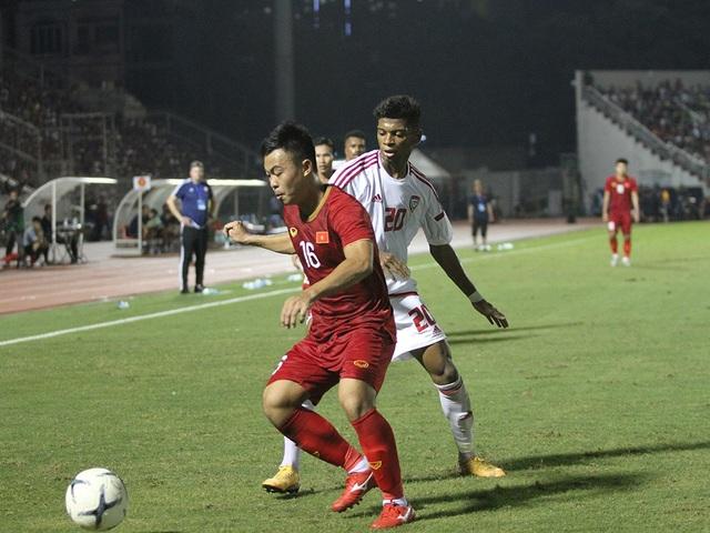 Đức Chinh ghi bàn, U22 Việt Nam cầm hòa U22 UAE - 10