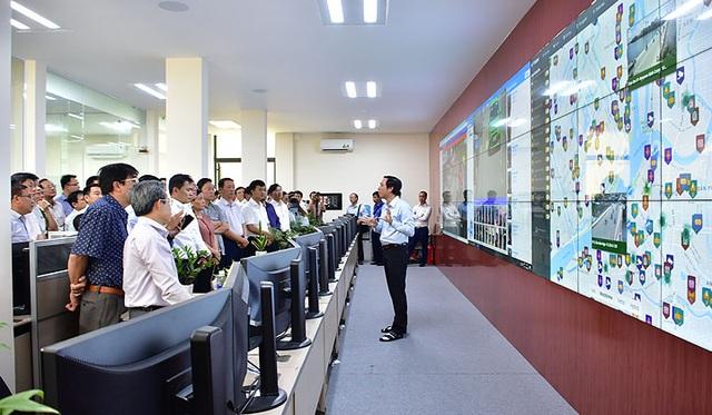 """Đại diện 26 tỉnh thành đến Huế """"mục sở thị"""" dịch vụ đô thị thông minh - 2"""