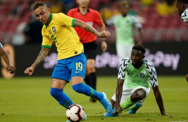 Neymar chấn thương, Brazil bị Nigeria cầm hòa - 1