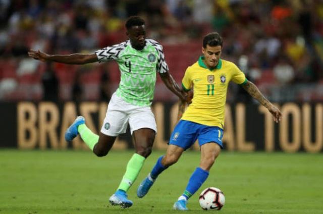 Neymar chấn thương, Brazil bị Nigeria cầm hòa - 2