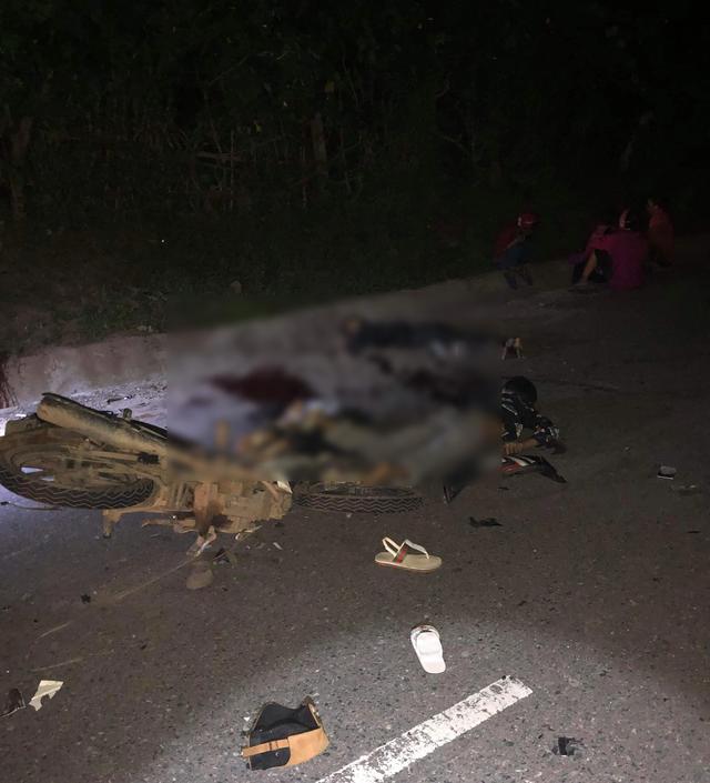 4 thiếu niên chết thảm sau cú va chạm kinh hoàng của 2 xe máy - 1