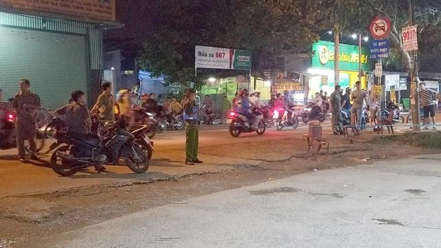 Hỗn chiến sau va quẹt xe máy, 1 người bị đâm chết - 1