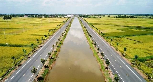 Hải Phòng thông xe tuyến đường đôi 7,7km trị giá gần 1.300 tỷ đồng - 2