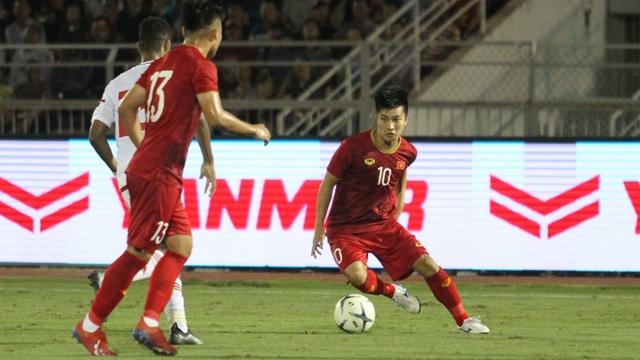Đức Chinh ghi bàn, U22 Việt Nam cầm hòa U22 UAE - 4