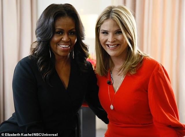 Cựu Đệ nhất phu nhân Mỹ Michelle Obama và con gái Tổng thống Bush sắp tới Việt Nam - 1