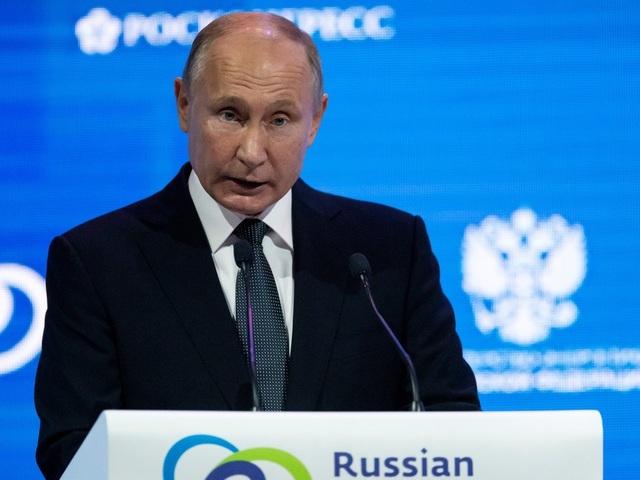 Tổng thống Putin: Toàn bộ quân đội nước ngoài phải rút khỏi Syria - 1