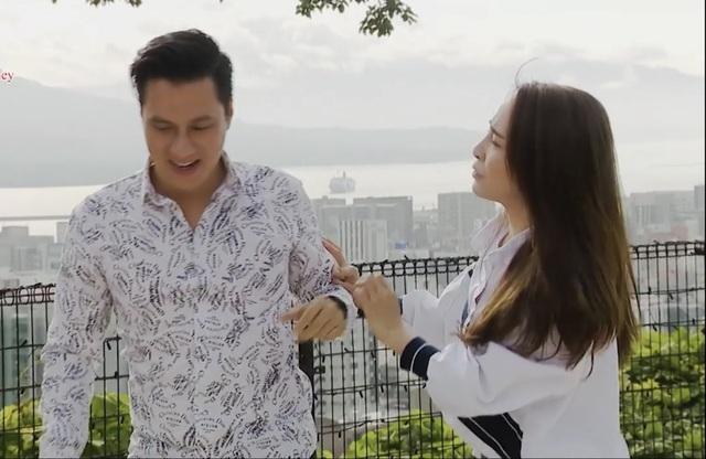 """Việt Anh, Quỳnh Nga bất ngờ cùng đi Nhật sau khi phủ nhận chuyện """"người thứ 3"""" - 1"""