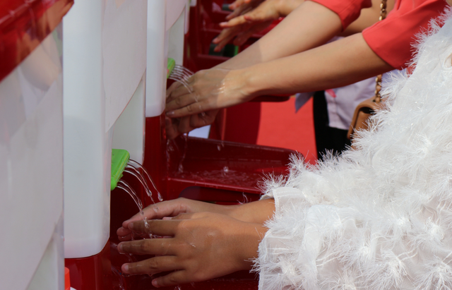 Rửa tay sạch: Vắcxin phòng nhiều bệnh hiệu quả - 2