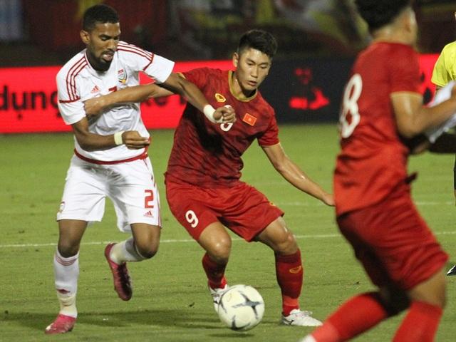 Đức Chinh ghi bàn, U22 Việt Nam cầm hòa U22 UAE - 16