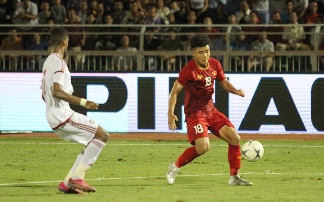Nhận diện sức mạnh đối thủ U23 UAE của U23 Việt Nam - 1