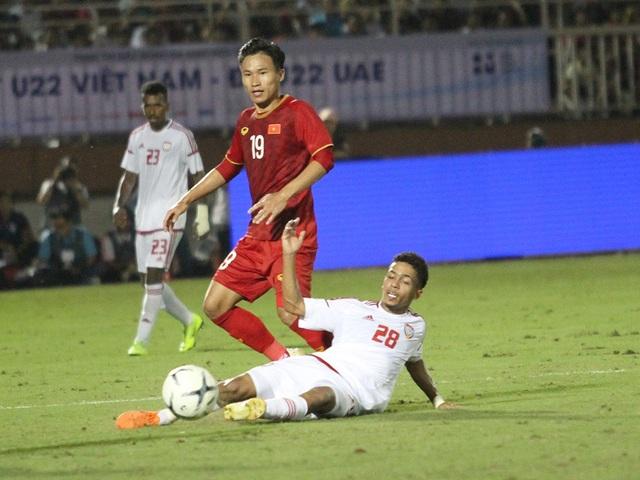 Đức Chinh ghi bàn, U22 Việt Nam cầm hòa U22 UAE - 11