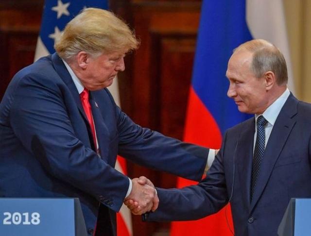 """Nga """"rộng đường"""" ở Trung Đông sau quyết định rút quân của ông Trump - 1"""