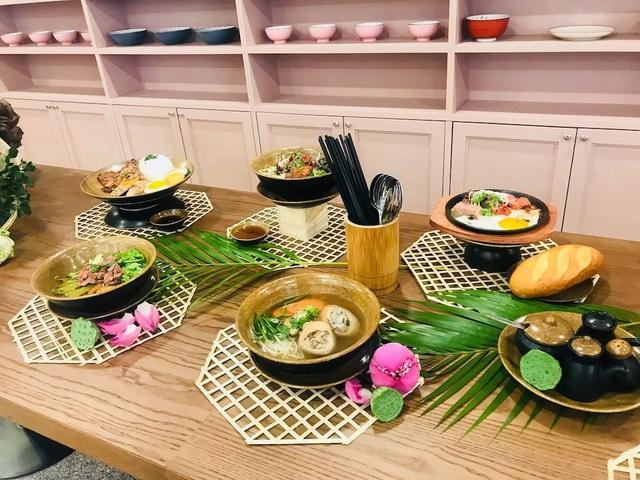 Khai trương Cuisine De Saigon: Võ Quốc gây thương nhớ cho hành khách sân bay bằng ẩm thực truyền thống Việt Nam - 2