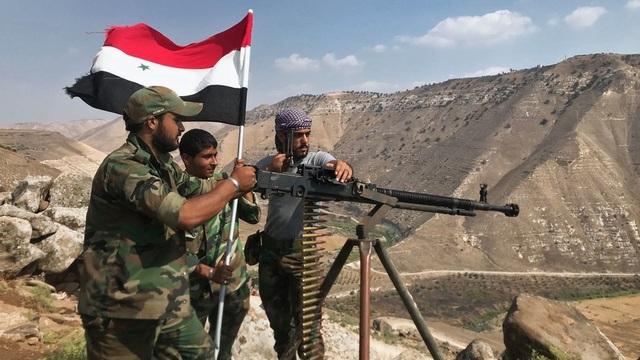 Bàn cờ quyền lực ở bắc Syria sau khi Mỹ đột ngột rút quân - 2
