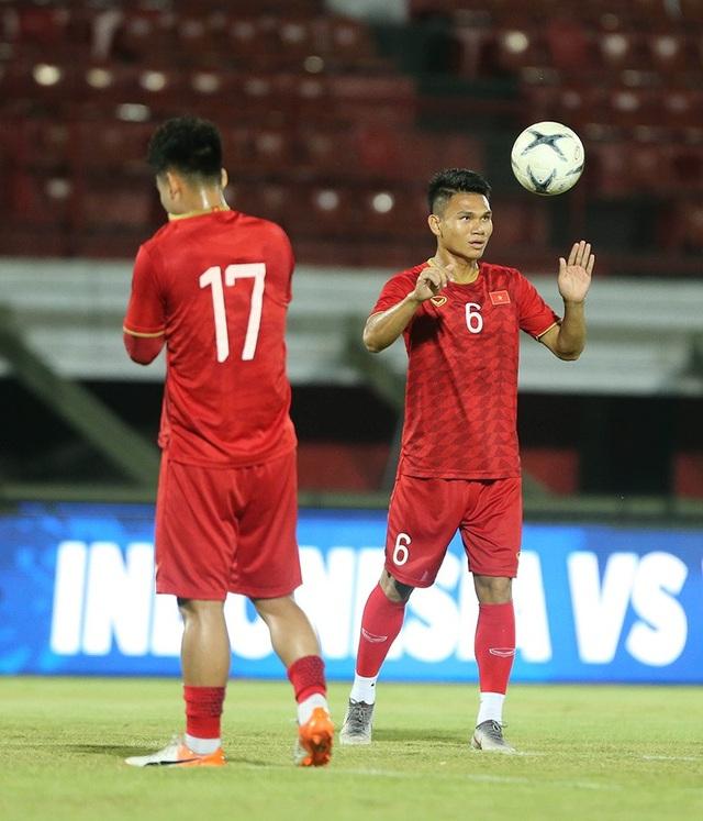 Đội tuyển Việt Nam bị Indonesia xem trộm, HLV Park Hang Seo không hài lòng - 12