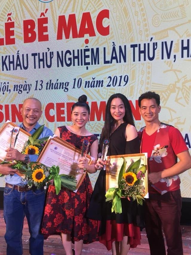 Quách Thu Phương bất ngờ đoạt Huy chương Vàng sau 10 năm nghỉ diễn - 4