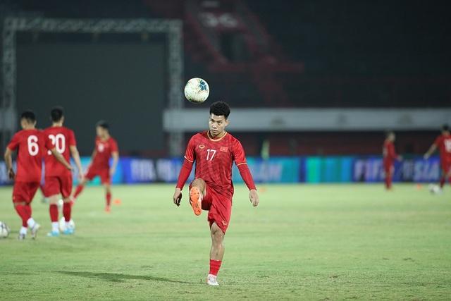 Đội tuyển Việt Nam bị Indonesia xem trộm, HLV Park Hang Seo không hài lòng - 11