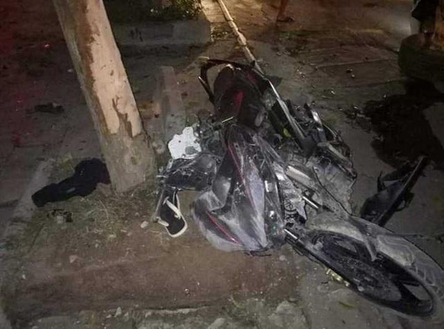 Video vụ nghi án giang hồ mâu thuẫn gây tai nạn chết người - 2