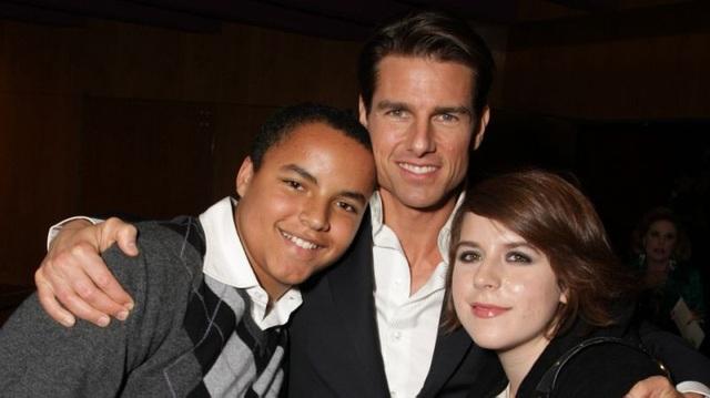 Tom Cruise và lần hiếm hoi xuất hiện bên con trai - 11