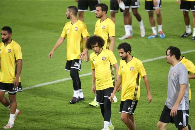 Tuyển UAE từ chối tập làm quen sân trước trận đấu gặp Thái Lan - 6