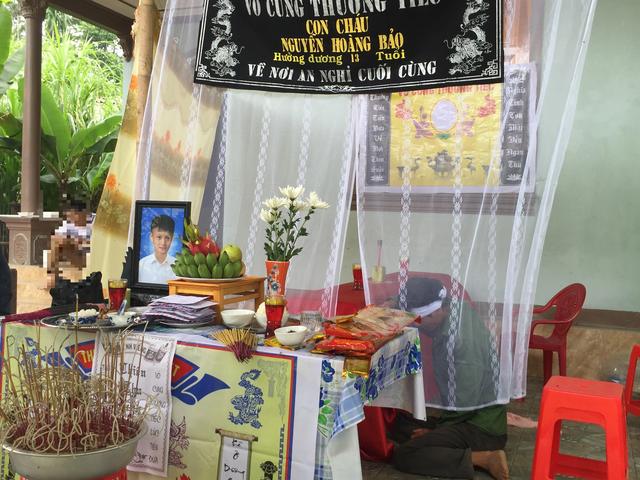 Ba học sinh đuối nước: Thôn Hương Đại chưa có ngày nào buồn đến thế! - 3