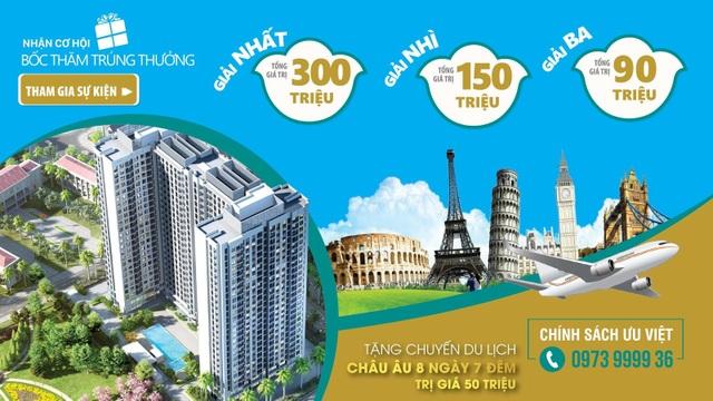 Anland Premium: Đại lý phân phối tổ chức mini event mở bán 3 tầng cuối cùng - 1