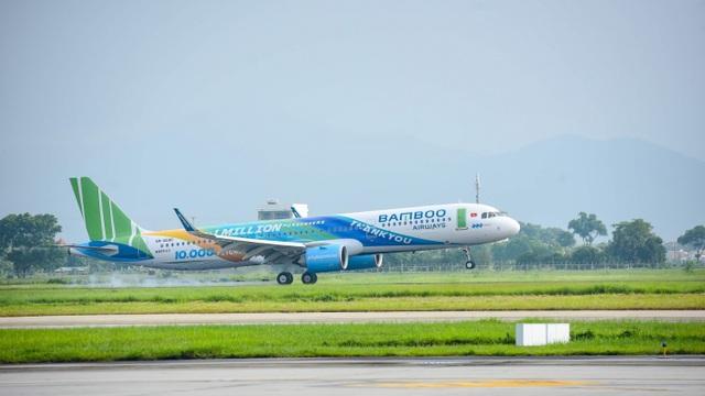 Bloomberg: Bamboo Airways kỳ vọng đạt vốn hoá 1 tỷ USD sau niêm yết - 1