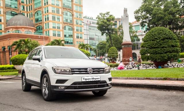 Tặng 1 năm bảo hiểm vật chất và bảo dưỡng khi mua VW Tiguan Allspace - 2