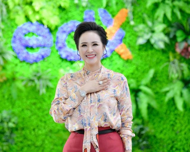 Một ngày trở lại làm cô giáo của Nữ hoàng Bùi Thanh Hương tại trường Đại học edX - 2