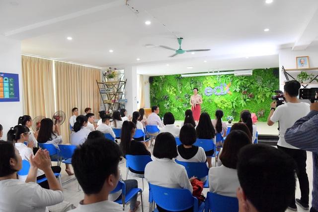 Một ngày trở lại làm cô giáo của Nữ hoàng Bùi Thanh Hương tại trường Đại học edX - 8