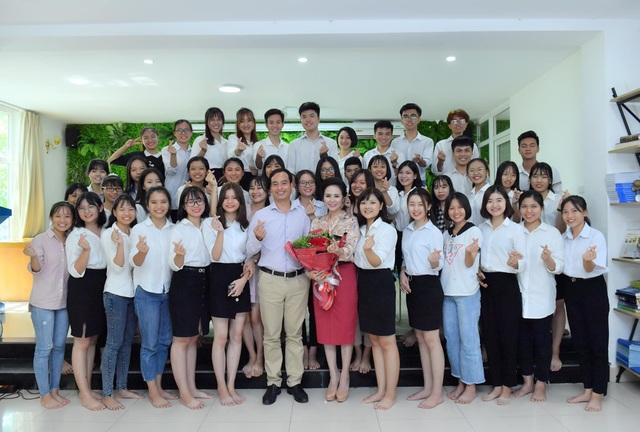 Một ngày trở lại làm cô giáo của Nữ hoàng Bùi Thanh Hương tại trường Đại học edX - 9