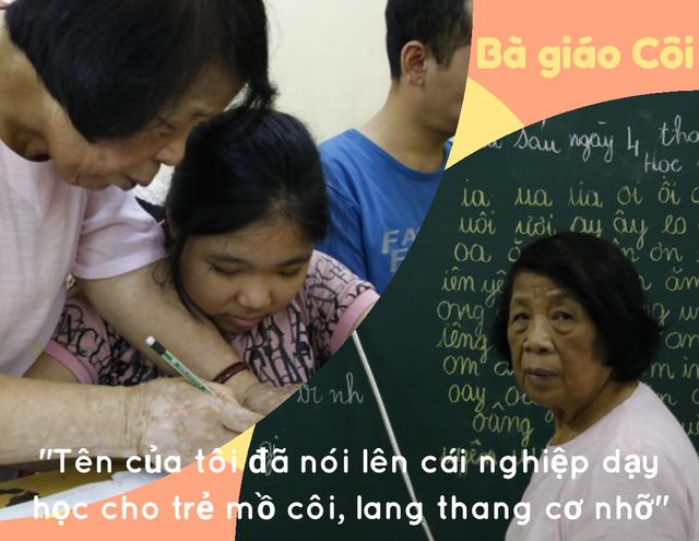 """""""Tôi nguyện dạy trẻ khuyết tật đến hơi thở cuối cùng"""" - 2"""