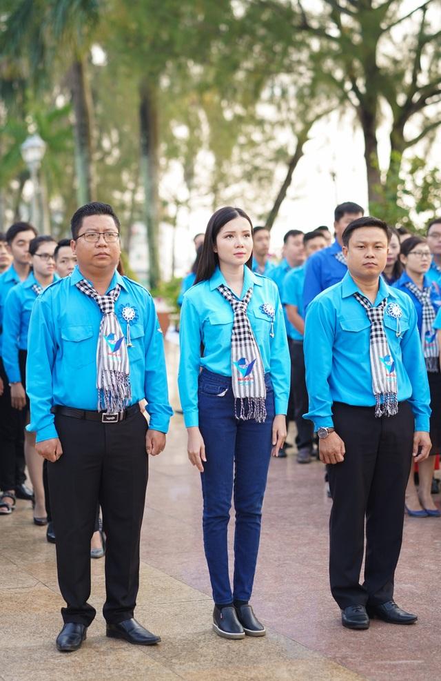 Hoa khôi Huỳnh Thúy Vi vào Ban chấp hành Hội Liên hiệp Thanh niên Cần Thơ - 5