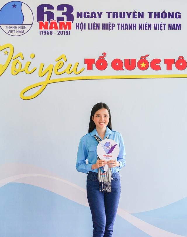 Hoa khôi Huỳnh Thúy Vi vào Ban chấp hành Hội Liên hiệp Thanh niên Cần Thơ - 7