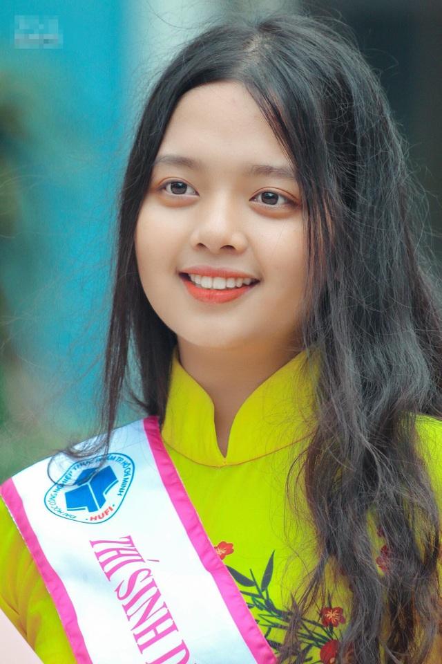 Nữ sinh Sài thành tươi xinh trong cuộc thi Duyên dáng áo dài - 12