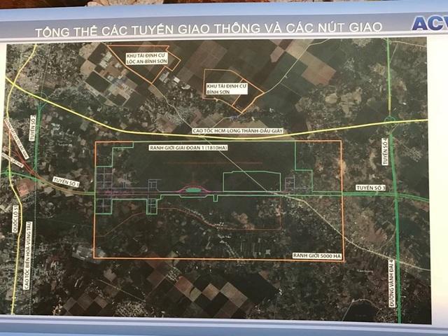 """Những tuyến đường """"khủng"""" hướng tới sân bay Long Thành - 2"""