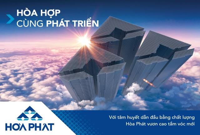 Hòa Phát lọt Top doanh nghiệp nộp thuế TNDN lớn nhất Việt Nam - 1