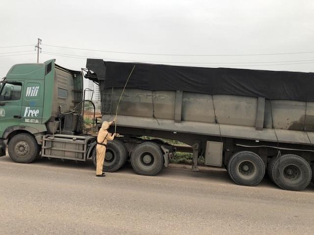 """Phong toả hàng loạt điểm nóng, xử lý hơn 3000 """"hung thần xa lộ"""" tại Bắc Giang - 3"""
