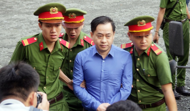"""Phan Văn Anh Vũ vắng mặt trong phiên tòa xét xử """"siêu lừa"""" - 1"""