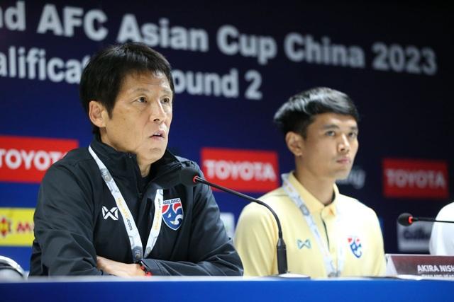 HLV Nishino tự tin tuyên bố tuyển Thái Lan sẽ hạ gục UAE - 1