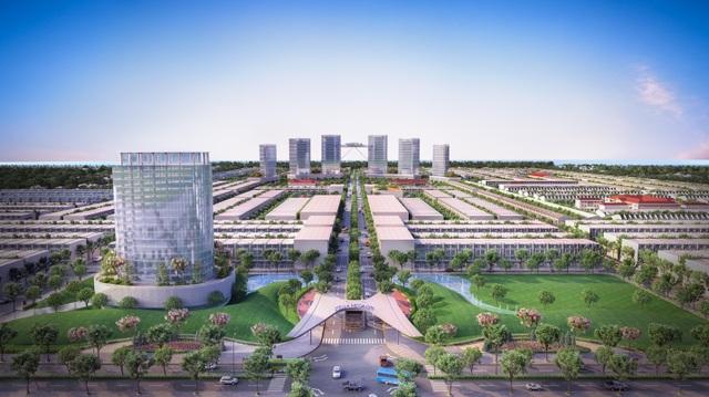 """Giải mã yếu tố """"3 sạch"""" khiến dự án Stella Mega City hút nhà đầu tư - 1"""