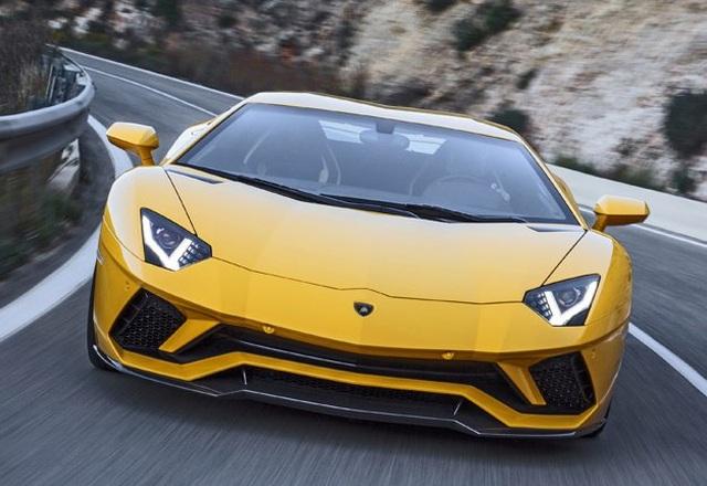Aventador S dính lỗi chết máy, Lamborghini phải triệu hồi xe - 1