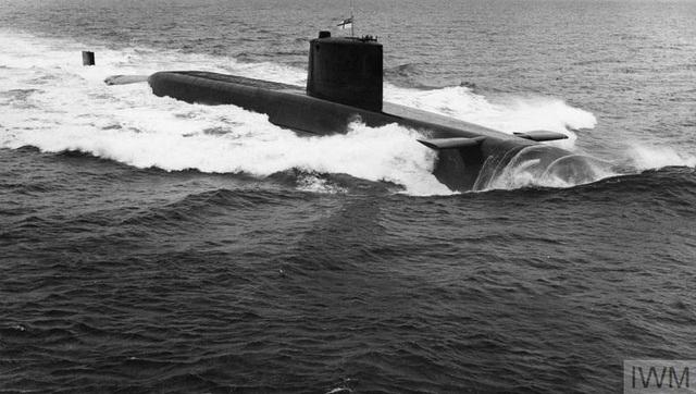 Ký ức ám ảnh nằm trên tên lửa hạt nhân của thủy thủ tàu ngầm Anh - 3